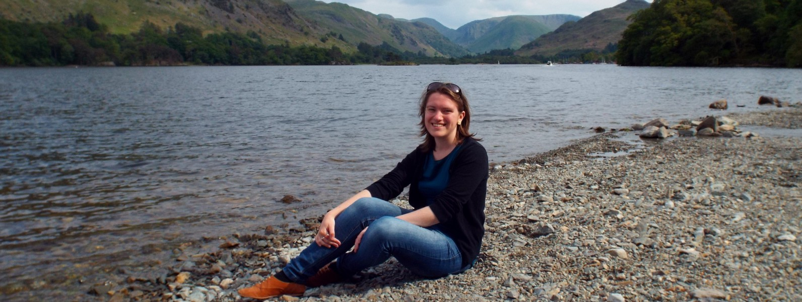 Katie Hale, Cumbrian writer and poet