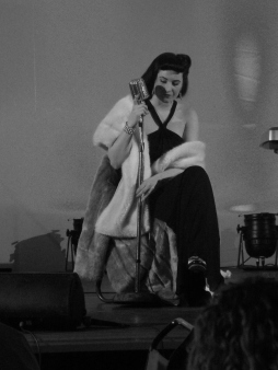 Valentines Day Massacre / Love-in: a poetry / spoken word and music event at Penrith Old Fire Station, run by Eden Arts and New Writing Cumbria. Featuring Lady Layton, Les Malheureux and a quiz!