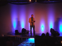 Event #1 at Penrith Old Fire Station, run by Eden Arts and New Writing Cumbria. An evening of poetry, music, film, spoken word and fiction. Featuring: Kareem Parkins-Brown, Katie Hale, Kev Kendal, Stephen Redman, Bill Lloyd and Richie Johnston.