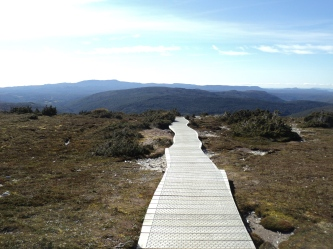 Cradle Mountain National Park, Tasmania, Australia - photo by Katie @ Second-Hand Hedgehog travel blog