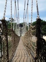 Bridge on Sentosa, Singapore - photo by Katie @ Second-Hand Hedgehog travel blog