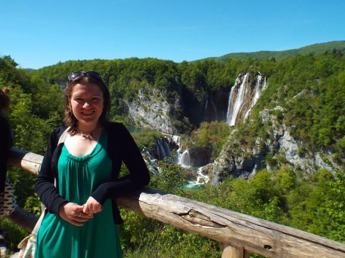 Plitvice Lakes National Park, Croatia - photo by Katie @ Second-Hand Hedgehog travel blog