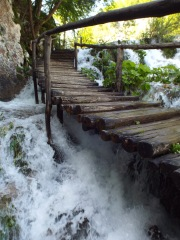 Plitvice Lakes National Park, Croatia - photo by Katie @ Second-Hand Hedgehog travel blog