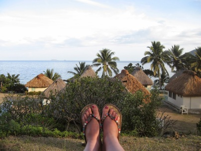 Yasawa Islands, Fiji - photo by Katie @ Second-Hand Hedgehog travel blog