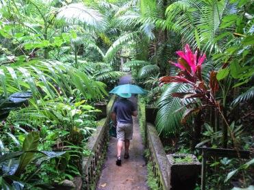 Paronella Park, Queensland, Australia - photo by Katie @ Second-Hand Hedgehog travel blog