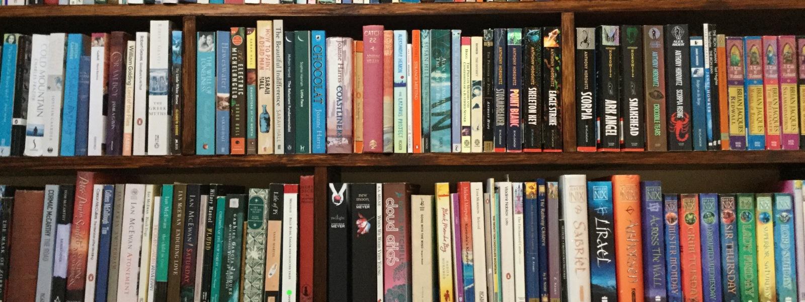 bookshelf - Katie Hale