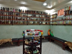 Berber pharmacy, Marrakesh - Katie Hale, Cumbrian poet / writer