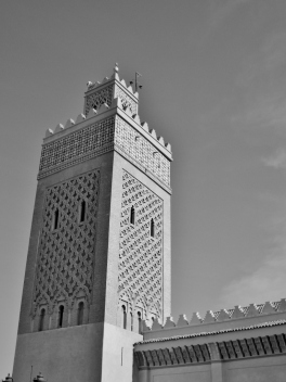 Mosque in Marrakesh