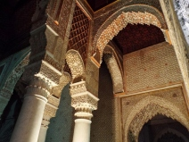 Saadian Tombs, Marrakesh - Katie Hale, Cumbrian poet / writer
