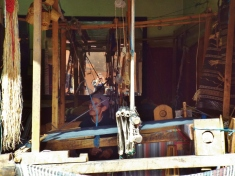 Weaving in Marrakesh