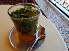 Mint tea in Marrakesh - Katie Hale, Cumbrian poet / writer