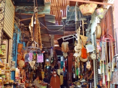 Wandering through the souks, Marrakesh - Katie Hale, Cumbrian poet / writer