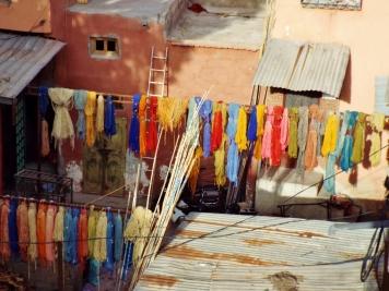 Marrakesh - Katie Hale, Cumbrian poet / writer