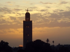 Koutoubia Mosque, Marrakesh