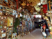 Shrine at the entrance to the souks, Marrakesh - Katie Hale, Cumbrian poet / writer