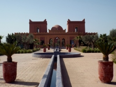 Le Vizir Resort, Marrakesh - Katie Hale, Cumbrian poet / writer