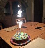 Dad's birthday cake