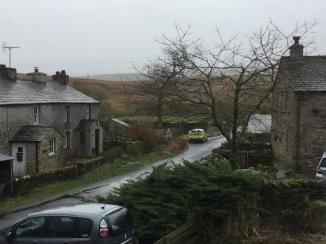 A grey Cumbrian morning