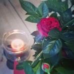 Valentine's Day with my oldest friend