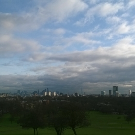 View from Primrose Hill