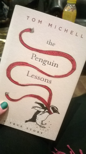 New book: The Penguin Lessons