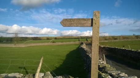 Walks in the Eden Valley, Cumbria