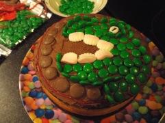 Birthday cake - 32 things to do before I'm 30