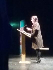 Jo Shapcott at StAnza 2016