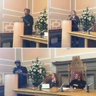 London Young Poet Laureates reading - StAnza 2016