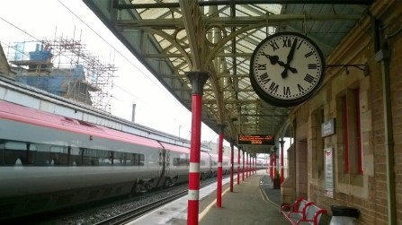 Penrith Station, Cumbria