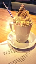 Ultimate hot chocolate: Bibi's Cafe, St Andrews
