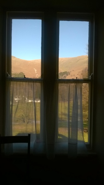 Loo with a view: Allan Bank (National Trust)
