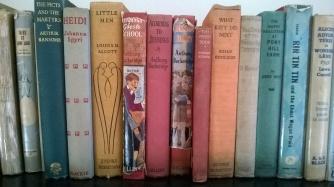 Books at Allan Bank, Grasmere (National Trust)