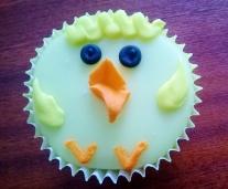 Easter cupcake!