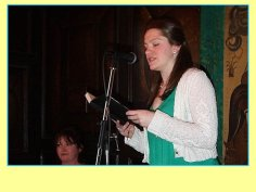 YorkMix / York Literature Festival Poetry Competition - Katie Hale, Cumbrian poet & writer