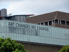 Tate Modern: 'Art Changes We Change'