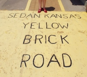 Kansas: the Yellow Brick Road