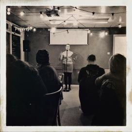 WordMess open mic night