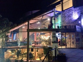 The Byre Theatre: StAnza 2017