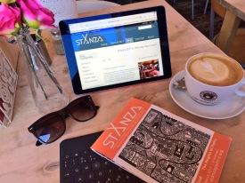 StAnza blog post writing
