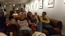Katie Hale & Hannah Hodgson at Verbalise, Kendal