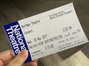 'Consent' at the National Theatre