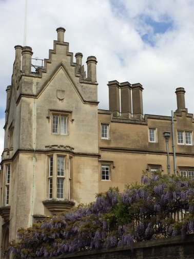 In Cambridge for the Jane Martin Poetry Prize