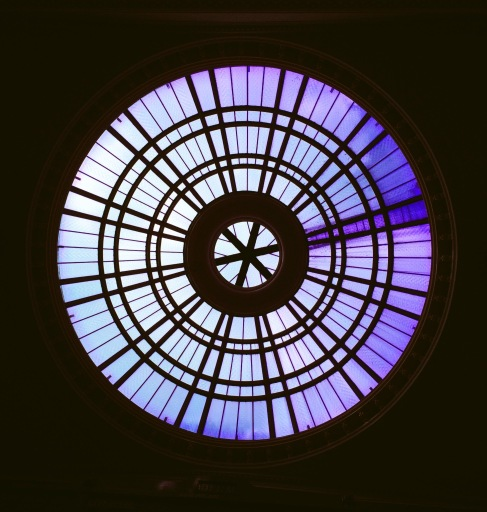 Reviewing 'How My Light Is Spent' for BBC Radio Cumbria, at the Royal Exchange