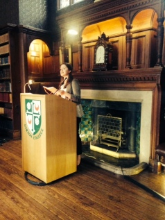Jane Martin Poetry Prize 2017: Katie Hale