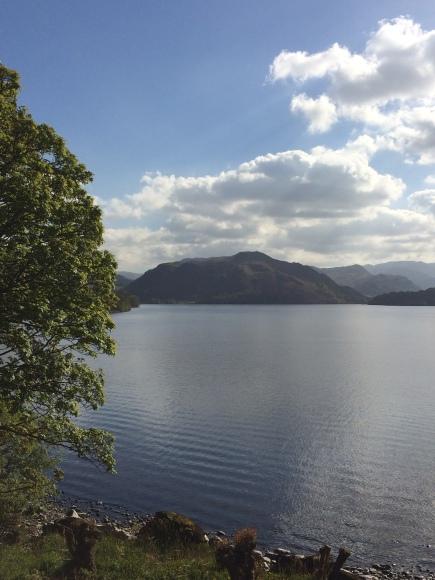 Lake Ullswater, Cumbria