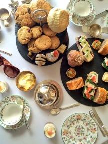 Afternoon Tea at Sharrow Bay Hotel