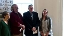 Ballymaloe International Poetry Prize - Katie Hale