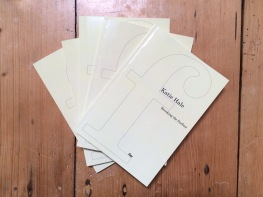 Breaking the Surface - pamphlets