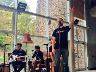 Loud Poets at C-Art Adult Youth Club